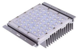 Cina Modul IP67 Cree XTE Industri Led Flood Lights Penghematan Energi 90-305v pemasok