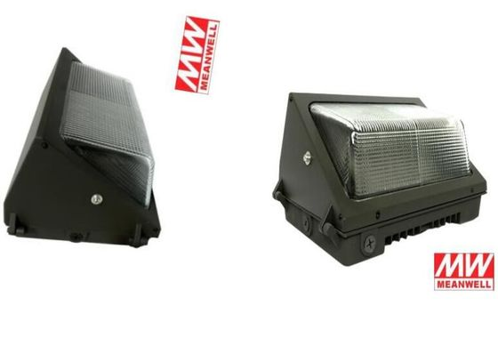 Cina 60W IP65 Outdoor LED Wall Light , led outdoor wall packs For Garage / Parking Lot pemasok