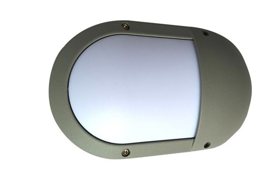 Cina Decorative Bulkhead Security Lighting Outdoor Oval LED Lamp IP65 24V / 12V DC pabrik