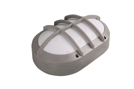 Cina IP65 LED Wall Fixture  Aluminium Grill Aluminium Grill Bulkhead Wall Light with IK 10 Rate 80 Lm / Watt Distributor