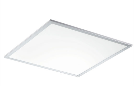 Cina Dimmable Indoor Recessed LED Panel Light Super Bright SMD 5630 CRI 75 Alu + PMMA Distributor