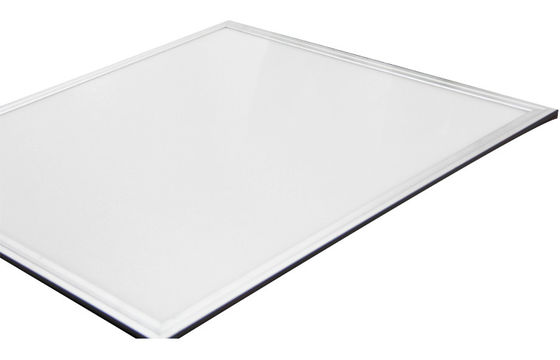 Cina Commercial Ceiling LED Panel Light 600x600 Warm White Dimmable 85 - 265VAC Distributor