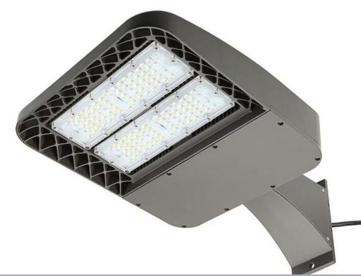 Cina 80W Cool White Led Parking Lot Lights , High Power External Led Area Lighting pabrik