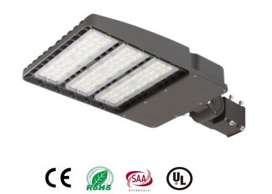200W LED Shoebox Light ETL Philips Chip, Roadway Car Led Parking Lot Lamps