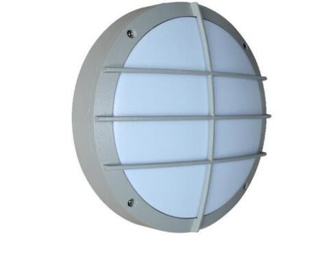 Cina Lampu Grey Housing Led Bulkhead IP65 1600 Lumen 270 * 270 * 90 Mm Steam proof untuk kamar mandi spa Distributor